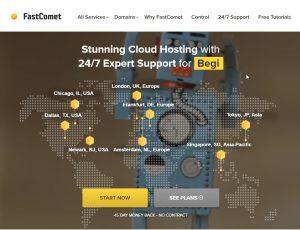 استضافة فاست كوميت FastComet