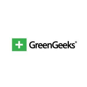 لوجو استضافة GreenGeeks